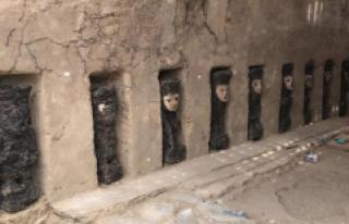 Peru'da Ürkütücü Maskelerle Dolu Gizemli...