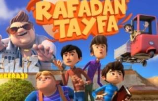 """Rafadan Tayfa Dehliz Macerası""nın galası..."