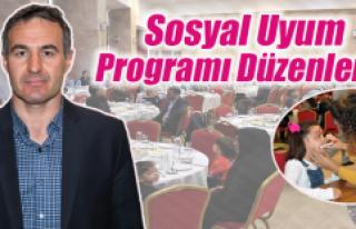 Sosyal Uyum Programı ve Okul Destek Projesi