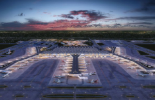 Yeni Havalimanı'nda 55 Bin Kişiye Kesintisiz,...