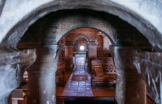 6 asırlık Issız Han konuklarını tarihi bir yolculuğa...