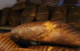 8 Kiloluk Dev Ekmeğin Raf Ömrü 3 Ay