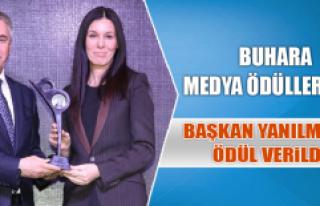 """""""9. Uluslararası Buhara Medya Ödülleri""""..."""