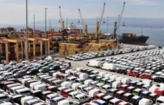 Afrika'ya otomotiv ihracatı yüzde 60 arttı