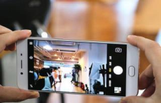 Akıllı telefonları en çok fotoğraf çekmek için...