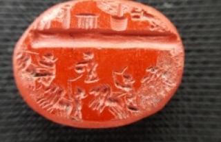 Antalya'da Roma dönemine ait bin 800 yıllık...
