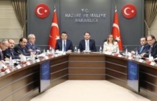 Bakan Albayrak: Gıda enflasyonu ile mücadelede kararlı...