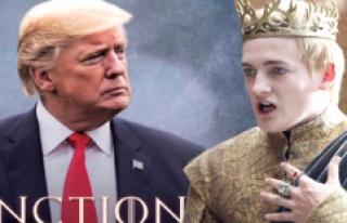 Game of Thrones Ekibinden ABD Başkanı Donald Trump'a...