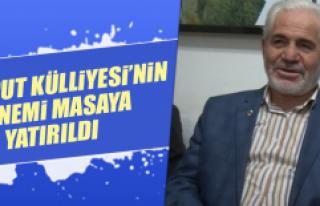 """""""Harput Diyanet Eğitim Külliyesi"""" Projesinin..."""
