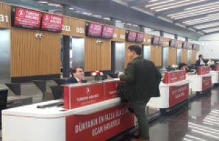 İstanbul Havalimanı'nda Taksim'den Tuzla'ya...