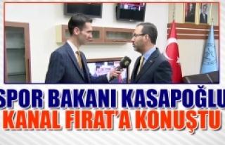 Kasapoğlu: Aziz Şehir Elazığ'ı Tekrar Ziyaret...