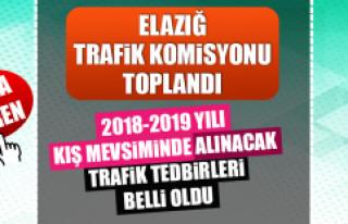 KIŞ KAPIYA DAYANDI! İŞTE KIŞIN ALINACAK TRAFİK...