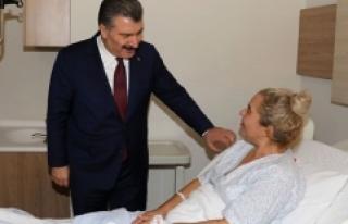 Sağlık Bakanı Fahrettin Koca: Şehir hastaneleri...