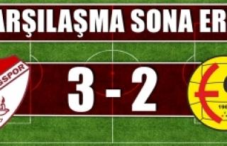 TY Elazığspor - Eskişehirspor Karşılaşması...