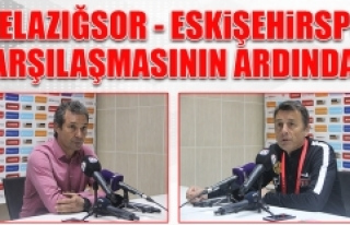 TY Elazığspor – Eskişehirspor Karşılaşmasının...