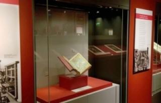 """Osmanlı'nın ilk eserlerinden """"Kitab-ı..."""
