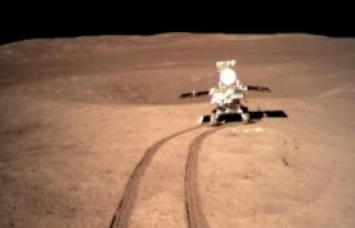 Çin'in insansız keşif aracı Ay'ın karanlık...