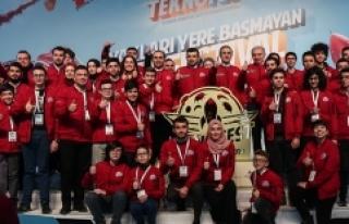 2 Milyon TL Ödüllü Teknofest'e Adım Adım...