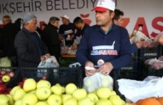 Adana'da tanzim satış başladı