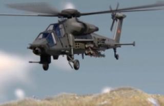 Ağır Sınıf Taarruz Helikopteri'nde İmzalar...