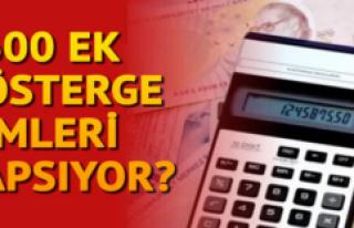 Ak Partili Bülent Turan'dan 3600 Ek Gösterge...