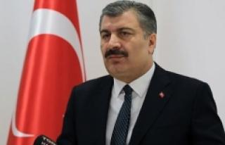 Bakan Koca: Türkiye'deki kızamık vaka sayısı...
