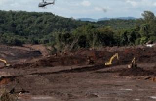 Brezilya'da atık barajında çökme tehlikesi:...