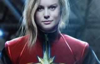 Captain Marvel Filmine Rotten Tomatoes'ta Büyük...