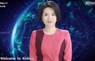 Çin Haber Ajansı, Yapay Zekalı Kadın Spiker Kullanmaya...