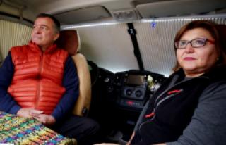 Evleriyle birlikte seyahat edenler: Karavan tutkunları