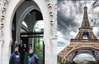 Fransa'da 7 Cami Terörle Mücadele Gerekçesiyle...