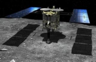 Japon Uzay Aracı Hayabusa 2, Asteroit Ryugu'dan...