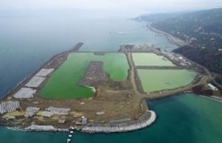 Rize-Artvin Havalimanı 2020 yılı sonunda hizmete...