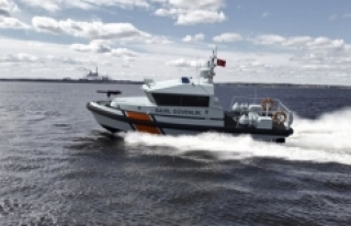Sahil Güvenlik için 105 kontrol botu üretilecek