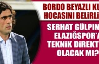 Serhat Gülpınar Elazığspor'a Teknik Direktör...