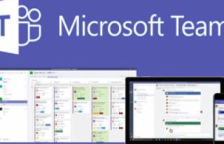 Slack'in Rakibi Microsoft Teams'in Sunucuları...