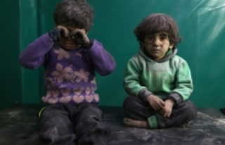 """""""Suriye'deki kimyasal saldırıların yüzde..."""