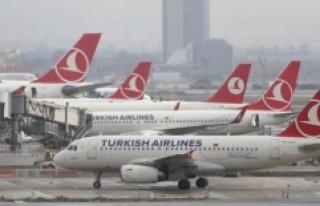 THY 2 yılda 28 binden fazla kişiyi İstanbul'da...
