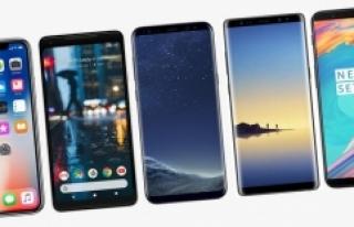 Türkiye Akıllı Telefonlara Küstü: İthalat, Son...