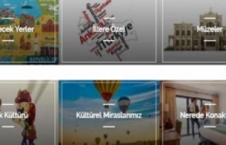 Türkiye Kültür Portalı'na 4,5 milyonu aşkın...