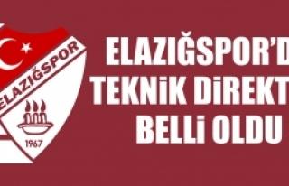 TY Elazığspor'da Teknik Direktör Belli Oldu