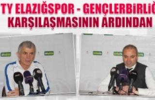 TY Elazığspor - Gençlerbirliği Karşılaşmasının...