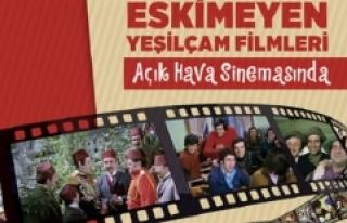 """""""Yeşilçam Film Günleri"""" başladı"""