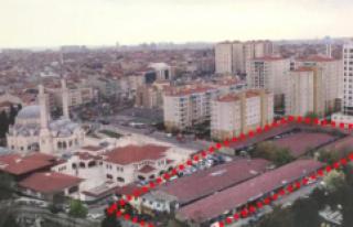 Zeytinburnu Oto Sanayi Sitesi'nin Arazisi İmara...
