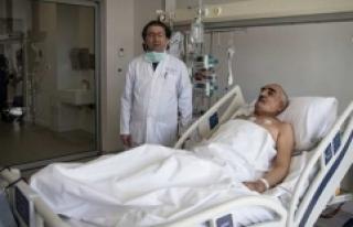 Ankara Şehir Hastanesinde ilk akciğer nakli