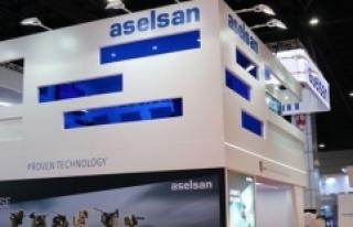 """ASELSAN'ın """"ihracat yıldızı""""na..."""