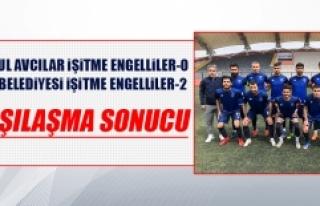 İstanbul Avcılar İşitme Engelliler 0- 2 Elazığ...
