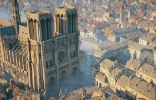 Yangına Kurban Giden Notre Dame'ın Restorasyonu...