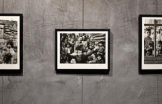 Ara Güler'in eserleri Paris'te sanatseverlerle...