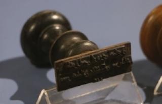 Atatürk'ün 9. Ordu Müfettişliği mührü...